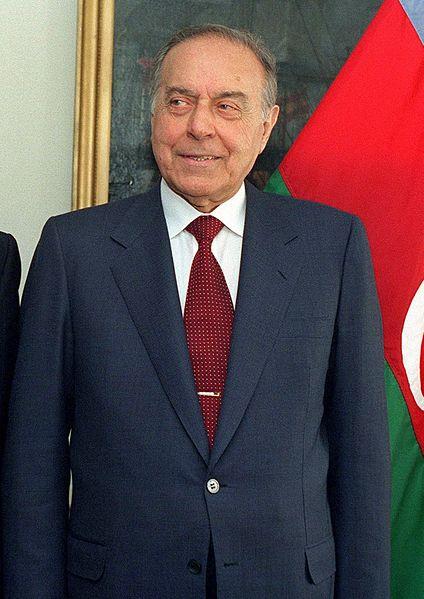 Azərbaycan Respublikasının 3-cü prezidenti Heydər Əliyev (1997-ci il)